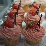 at Melita Fiore, spring cupcakes bring a little bit of Paris to Salem
