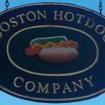 boston hot dog
