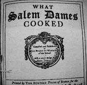 Salem Dames, Election Cake, and more!